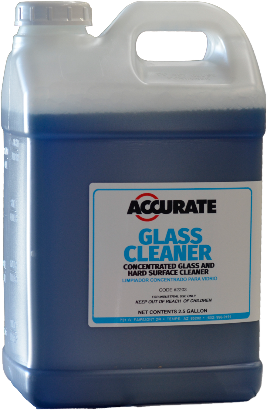 4 to 1 Glass Cleaner
