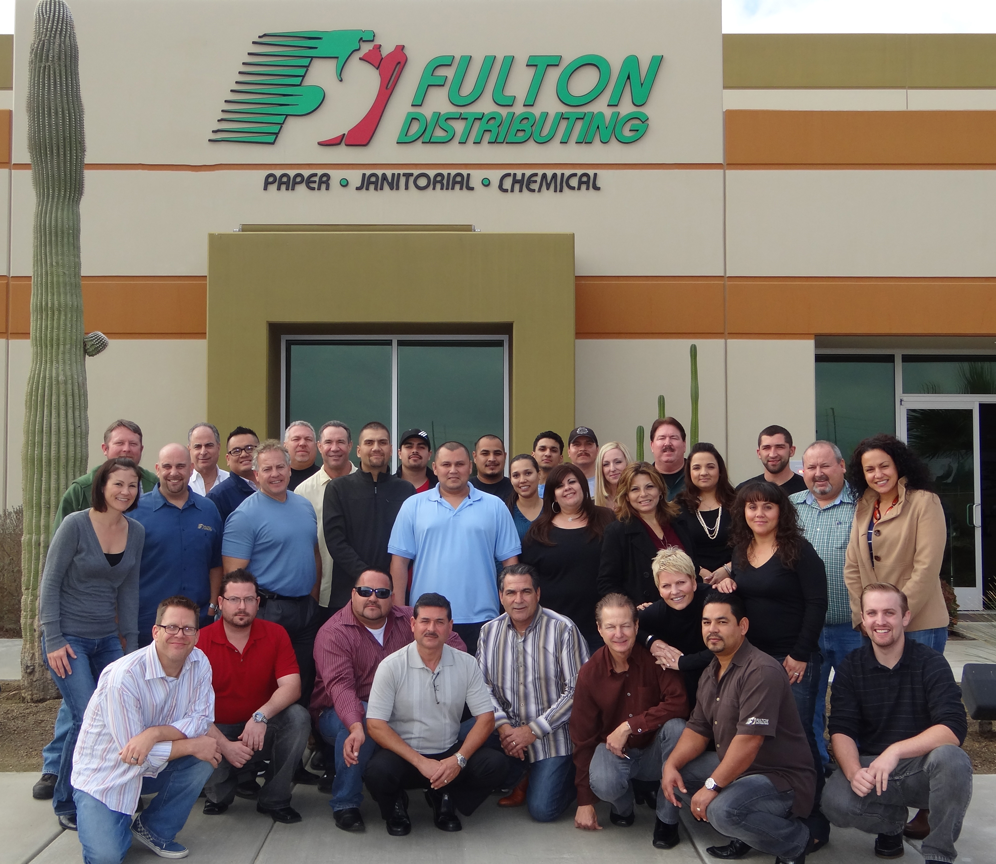 Fulton Distributing Family