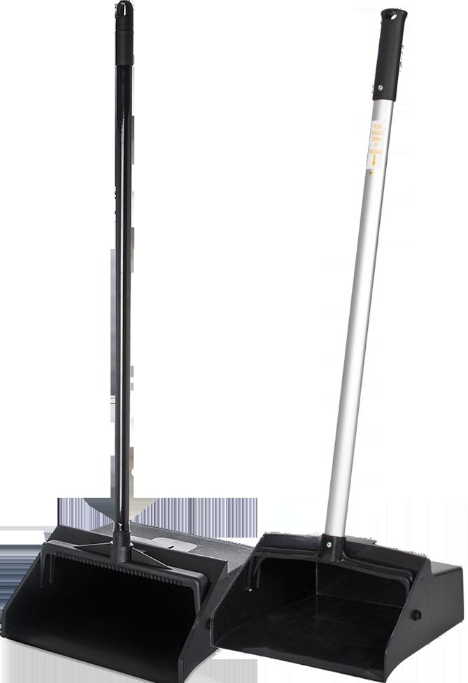 Upright Brooms Fulton Distributing