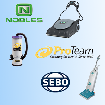 Vacuums / Sweepers