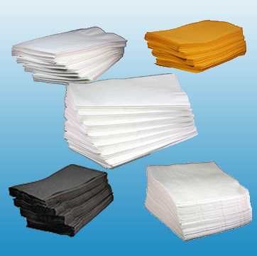 Folded Napkins