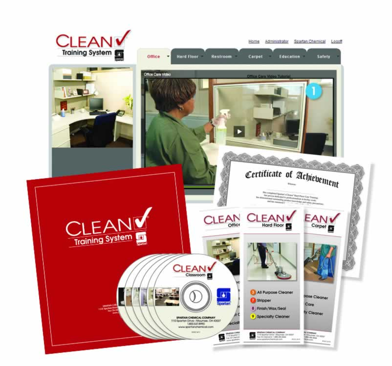CleanCheck product training programs