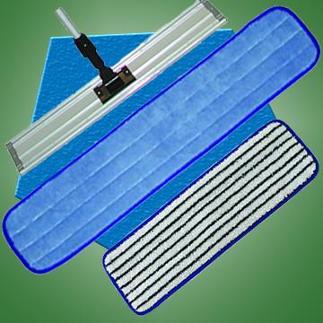 Microfiber Pads n' Handles