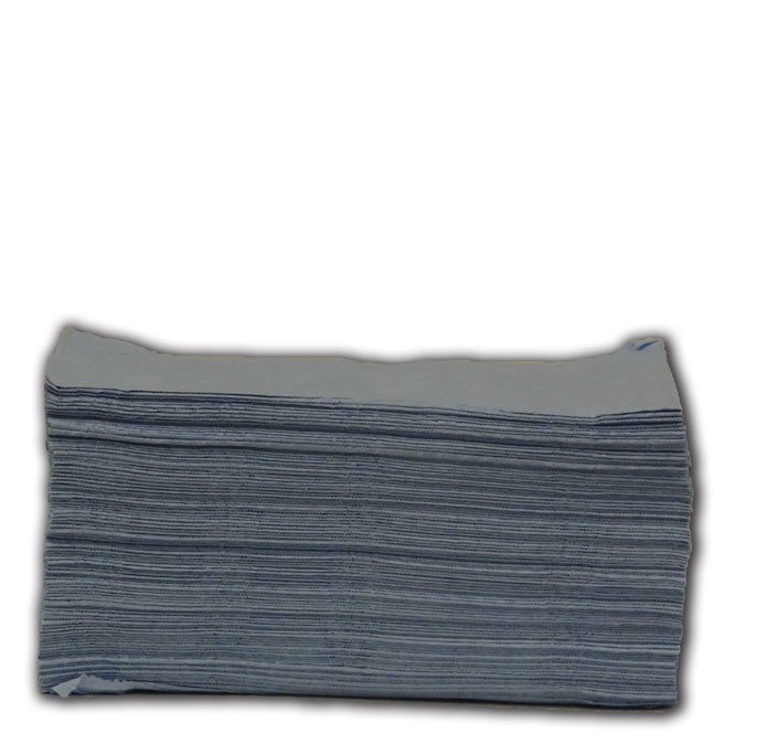 Blue Windshield 2 ply towels