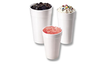 Disposable paper products -drink cups